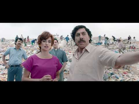 LOVING PABLO 'Clip Virginia Vallejo y Pablo Escobar'