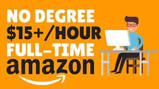 Easy Amazon Work-From-Home Job Now Hiring 2020