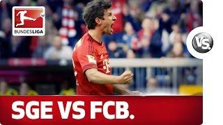 Download Video Top Game – Eintracht Frankfurt vs. Bayern München MP3 3GP MP4