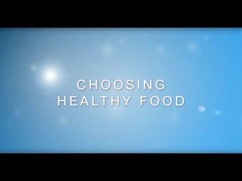 Choosing Healthy Food