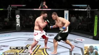 UFC - UFC Fights - LIL YO YO BOY! - UFC Fights 2014   Ea Sports UFC