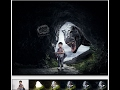 How To Create A Cartoon Character With Photomanipulation & Retouching Learn Photo Editing