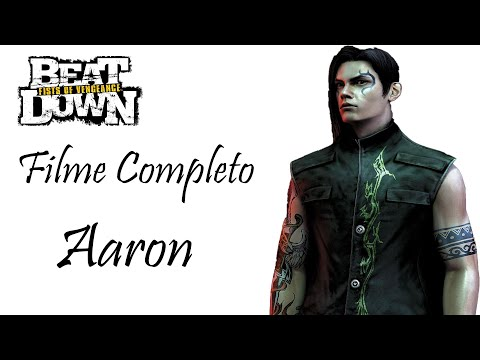 Beat Down PS2 Filme Completo Aaron