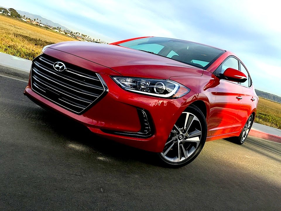 Red 2017 Hyundai Elantra >> 2017 Hyundai Elantra Hyundai Elantra Eco Tech Review 1 Of 2