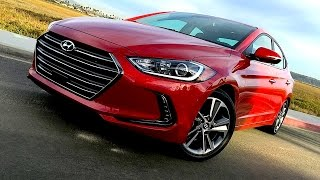 2017 Hyundai Elantra & Hyundai Elantra ECO TECH REVIEW (1 of 2)