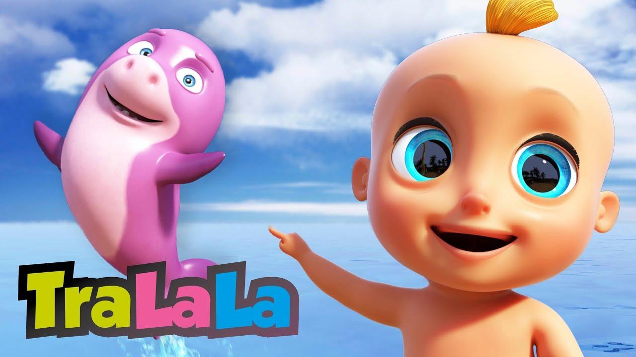 Baby Shark în română - Cântece pentru copii | TraLaLa