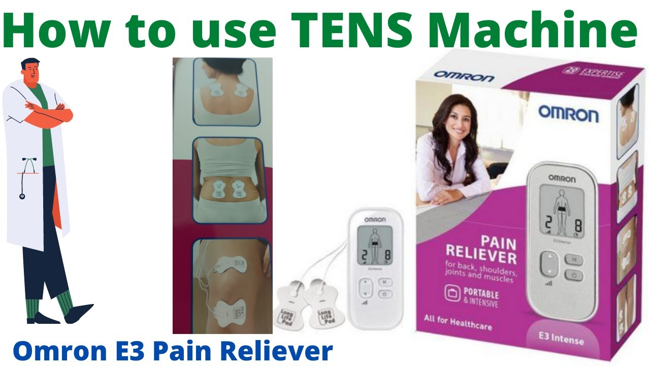omron pain reliever