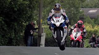 ★ Greatest Show on Earth ★ Isle of Man TT in HD Slow mo!