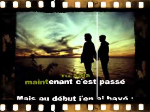 karaoke - Michel Delpech (les divorcés)