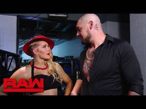 Baron Corbin and Lacey Evans revel in Seth Rollins and Becky Lynch's misery: Raw, July 8, 2019