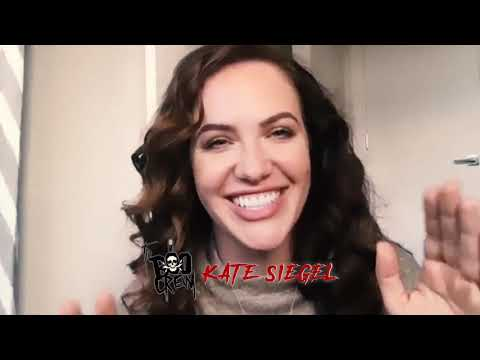 The Boo Crew Ep#166 - Kate Siegel (The Haunting of Bly Manor)
