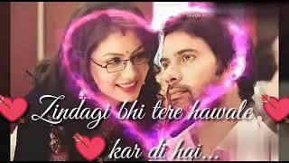 Teri hi Tamanna rago mein bhar li hai ~ heartbroken ~ heart touching ~ loving 30 sec best status