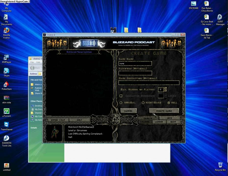 Diablo 2 Stings Maphack 1.13
