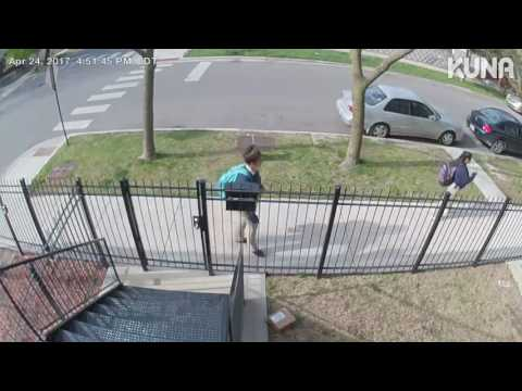 Schoolgirl Gets Creative While Stealing Package From Chicago Home