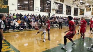 Tremont Waters & Timothy Dawson Highlights (Notre Dame Vs Wilbur Cross)