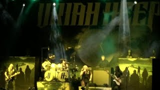 Uriah Heep with Don Airey - Jahrhunderthalle - 15Jan 2020 - full Concert Part 1of3 - PetziAZ