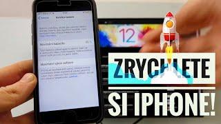 ✅ Jak ručně vypnout zpomalování iPhonů?