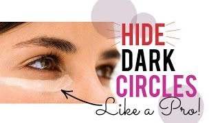 How to Hide Dark Circles Like a Pro | Makeup Geek