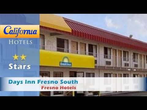 Days Inn Fresno South, Fresno Hotels - California