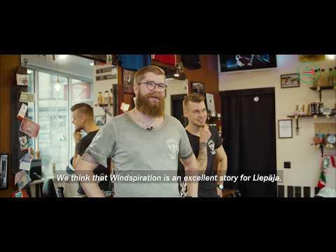 """Liepājas Vējrade – vīriešu frizētava """"Windcut Barber Shop Liepāja"""""""
