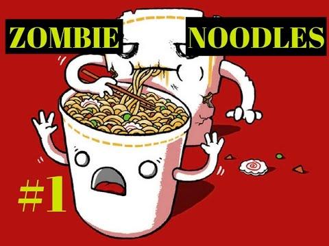 ZOMBIE NOODLES | CUSTOM BO3 | PART 1