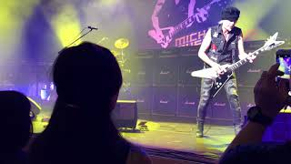MICHAEL SCHENKER FEST 2017 OSAKA / Rock Bottom〜Doctor Doctor〜Natural Thing〜Lights Out