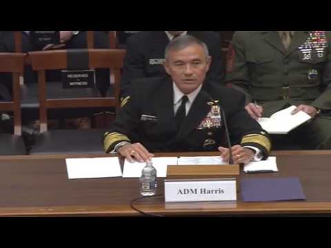 Pacom Commander Testifies at HASC hearing