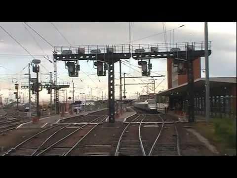 Voyage en cabine à bord du TER Lille - Dunkerque
