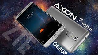 Обзор смартфона ZTE Axon 7 Mini: Музыкальный мини флагман