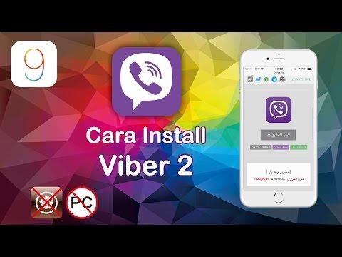 Install App Clone Viber 2 For Iphone IOS 9 - 9.3.2 /9.3.3 No Jailbreak/No PC