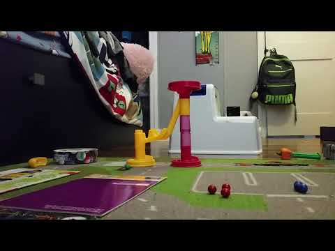 Angry birds and bad piggies marble Insanity season 1 episode 1 stage 2