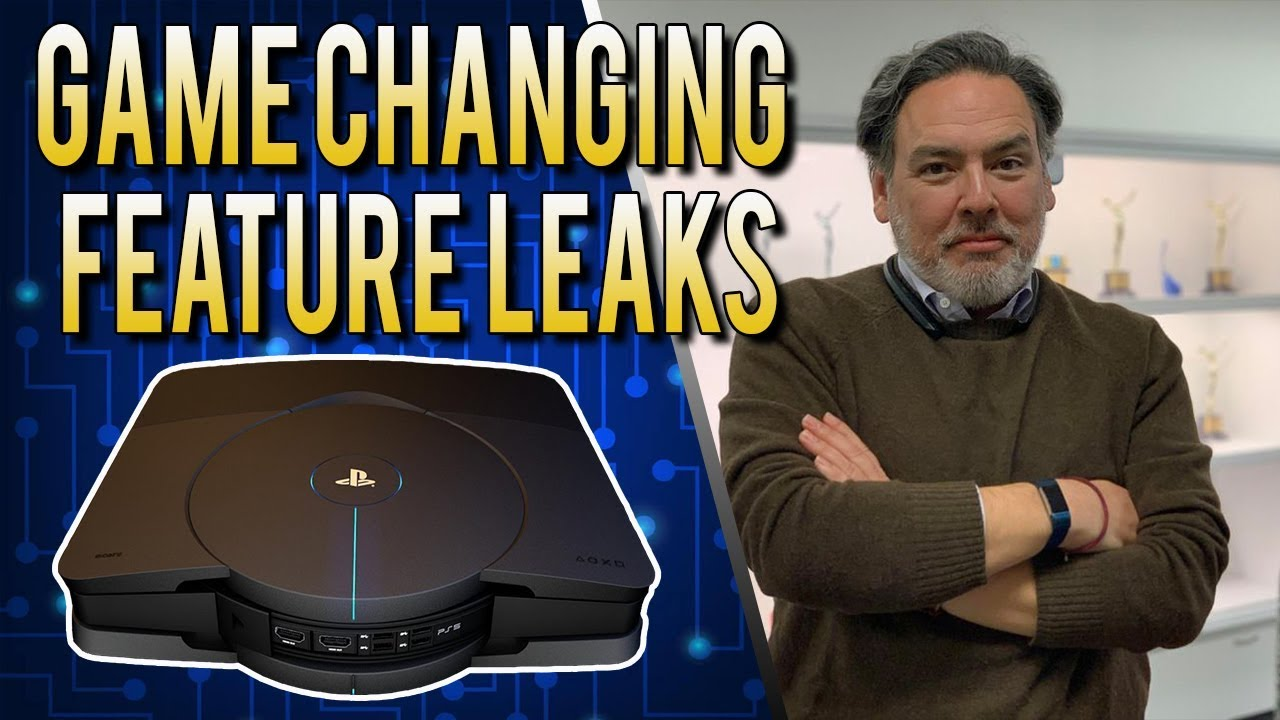 Massive PS5 LEAK Reveals Top Secret NEXT GEN Feature! PlayStation 5 Update