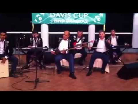 Music From Davis Cup Team Dinner In Tashkent