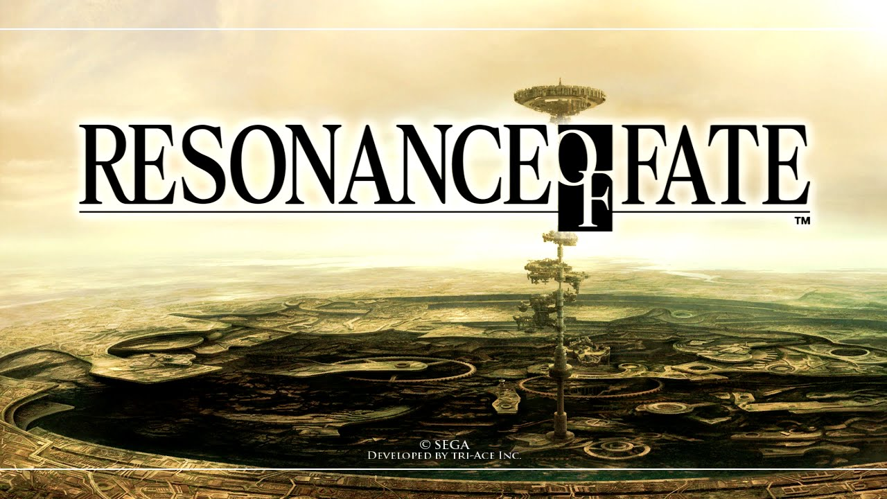 Resonance of Fate] Title Screen Cinematic Movies - YouTube