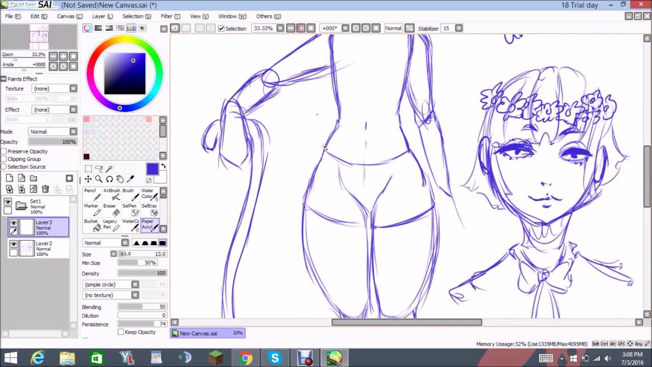 watch me struggle with female anatomy - YouTube