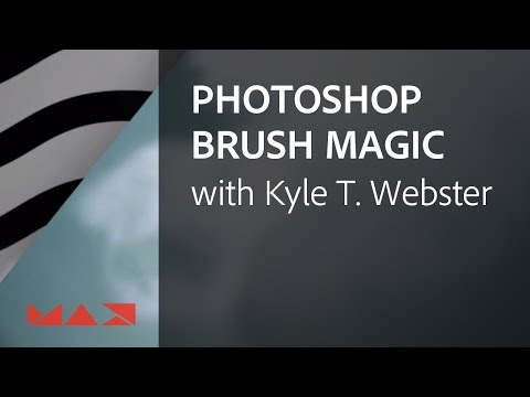 Photoshop Brush Top Tips And Tricks With Kyle T. Webster | Adobe Creative Cloud