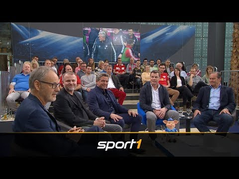 Experten sind sicher: Jupp Heynckes vom FC Bayern spielt Spielchen | SPORT1 DOPPELPASS