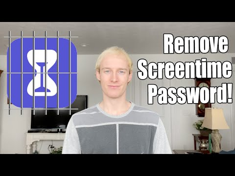 how-to-remove-screen-time-passcode-from-iphone!-(no-download,-no-setup-as-new,-ios-13)