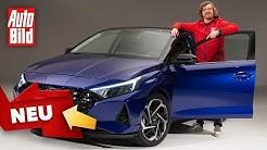 Hyundai i20 (2020): Neuvorstellung - Sitzprobe - Kleinwagen - Infos