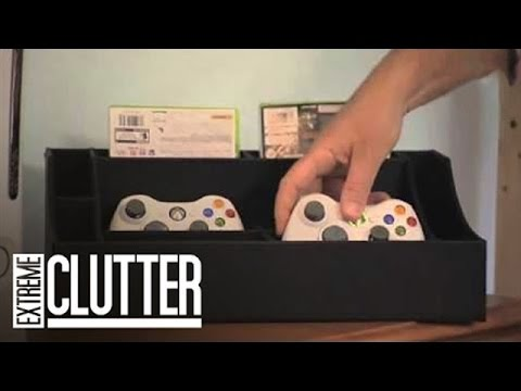 Deleted s: Organizing Games  Extreme Clutter  Oprah Winfrey Network