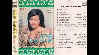 Ida Laila Vol 2 [Full Album] OM Sinar Mutiara Cassette