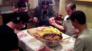 The 40,000 CALORIE Meal Palooza - Epic Meal Time Parody