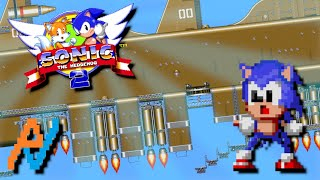 Sega Atlas: Sonic 2 (Wing Fortress Zone)