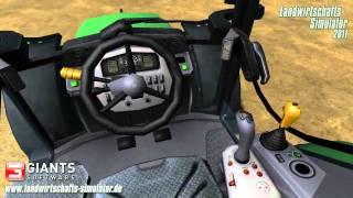 Farming Simulator 2011 Trailer