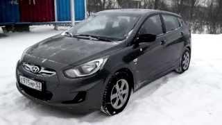Обзор Hyundai Solaris с пробегом 160 тыс. км. На что смотреть при покупке(Подбор автомобилей с пробегом, подбор новых автомобилей, выездная диагностика автомобил..., 2015-02-02T18:20:09.000Z)