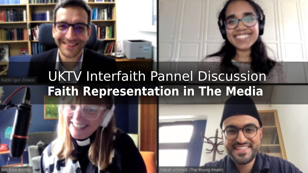 Download UKTV Interfaith Pannel Discussion - Faith Representation in The Media