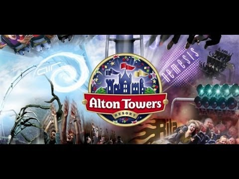 Alton Towers Theme Music - Complete - Towers Street & Hall of the Mountain King