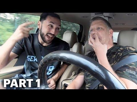 Two Gamblers Go On Road Trip Adventure – Mush/Walker Road Trip Part 1