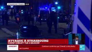 Retour sur la traque de Chérif Chekatt abattu à Strasbourg