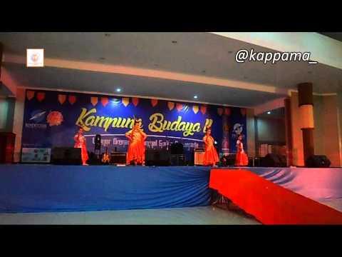 Pacitan Kuncoro Dance